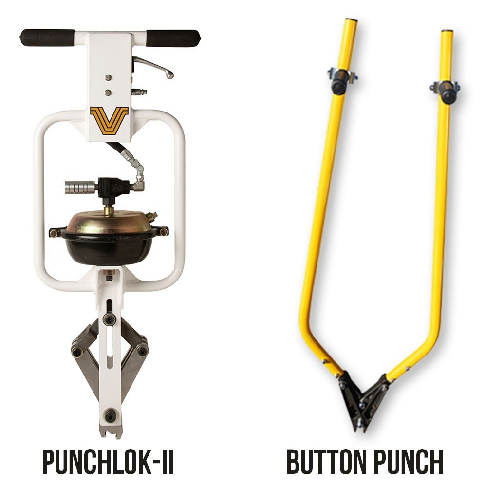 Comparing Side Lap Connection Methods: Punchlok II Vs Button Punch